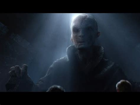 Supreme Leader Snoke is Darth Plagueis The Wise? (Theory