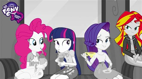 My Little Pony Coloring Book Equestria Girls Pinkie Pie