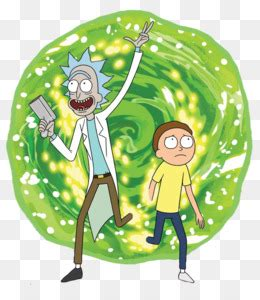 Rick And Morty PNG & Rick And Morty Transparent Clipart