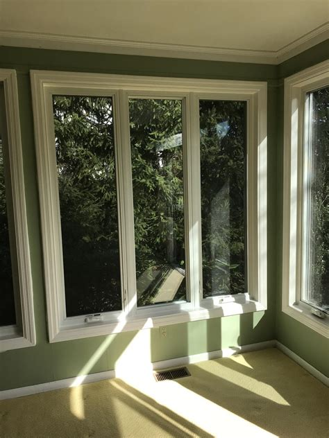 Replacement Windows - Marvin Infinity Triple Casement
