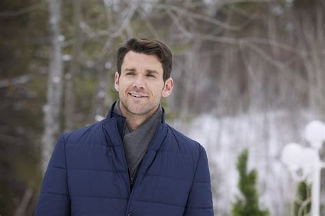 Kevin McGarry as Elliot on Winter Love Story | Hallmark