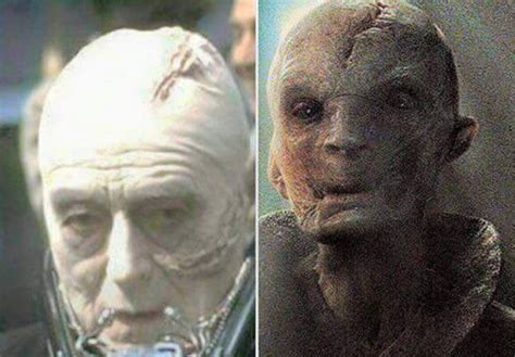 Andy Serkis Says Supreme Leader Snoke is Not Who People