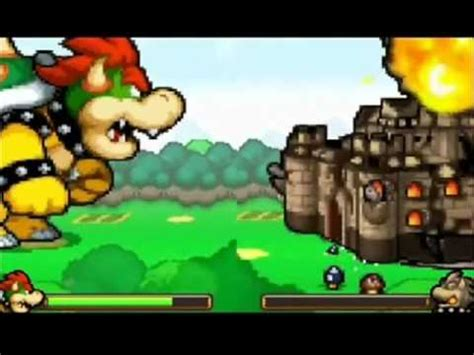 Let's Play Mario and Luigi: Bowser's Inside Story Part 11