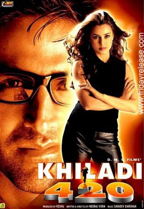 Khiladi 420 (2000) Full Movie Watch Online Free