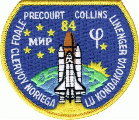 STS-84 Atlantis May 15 1997 - May 24 1997 #spaceshuttle #