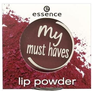 Essence My Must Haves Ajak Púder