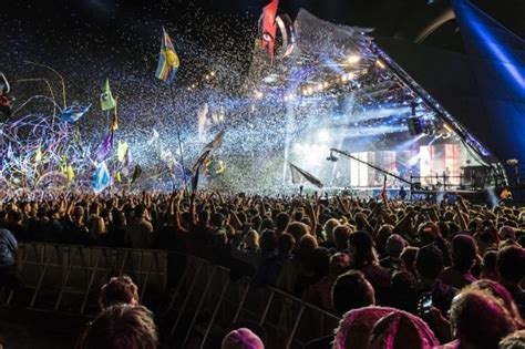 Glastonbury on our register: 10 headline acts and facts