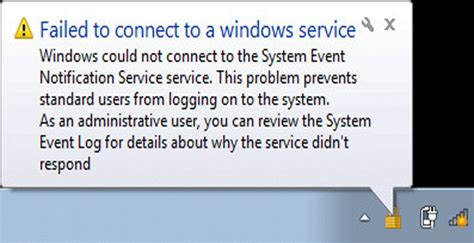 "[Fix]: ""Failed to Connect to a Windows service"" Problem"