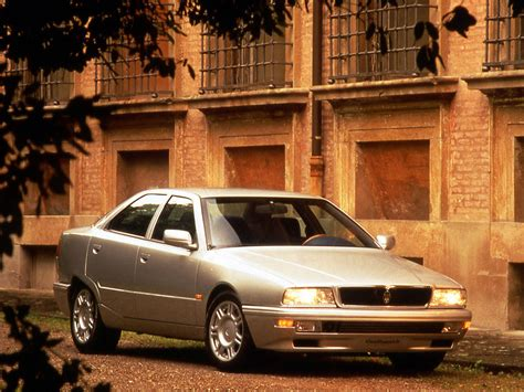 1997 Maserati Quattroporte iii – pictures, information and