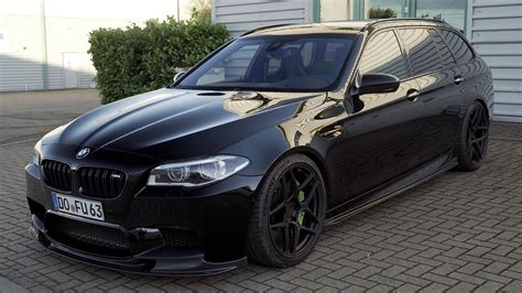 BMW M5 Touring Looks So Good, You'd Swear It's From The