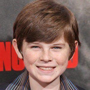 Chandler Riggs - Bio, Facts, Family | Famous Birthdays