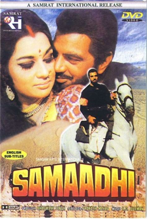 Samadhi (1972) Full Movie Watch Online Free - Hindilinks4u