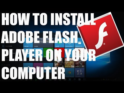 Adobe Flash Player is not running in IE10