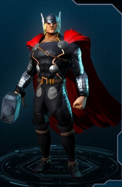Marvel Heroes: Thor Modern Costume - Orcz