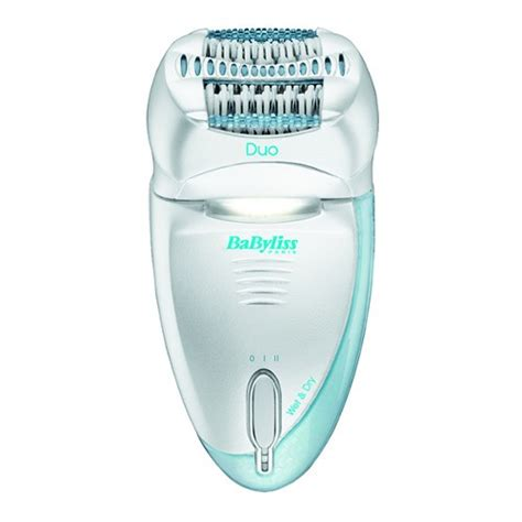 Babyliss G700E Duo 2in1 Wet&Dry epilátor 60 csipeszes 1db