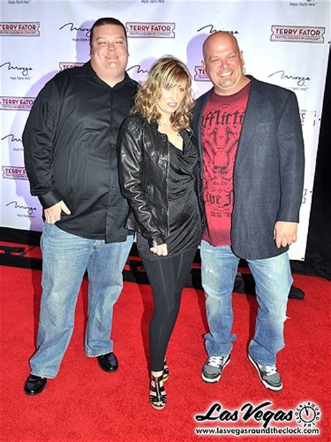 Corey, Tracy and Rick Harrison http://www