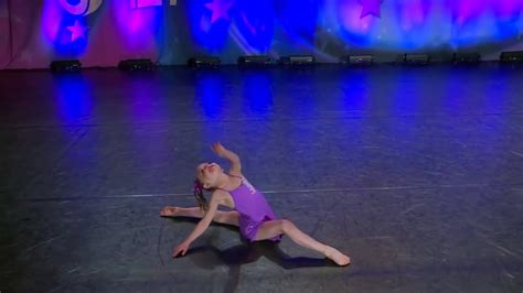 Lilly K• Dear Lilly, Love Daddy FULL SOLO NATIONALS