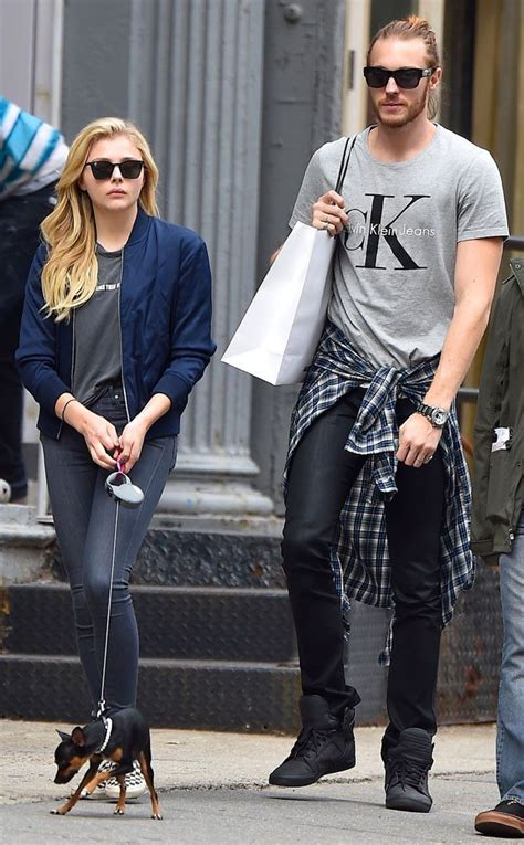 Chloë Grace Moretz & Trevor Duke Moretz killin' it in NYC