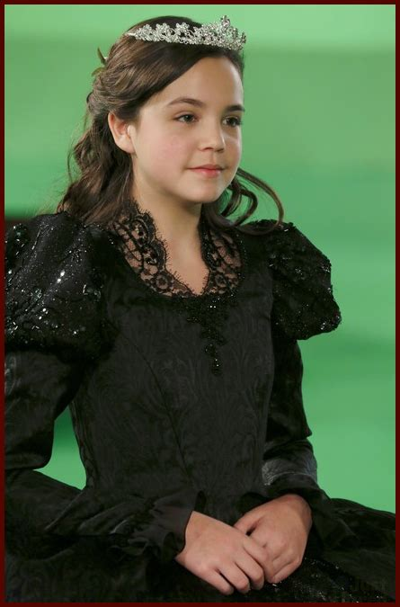 Shine On Media   Bailee Madison Returns as Young Snow