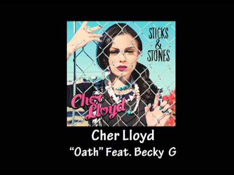 Cher Lloyd - Oath (Lyric Video) ft