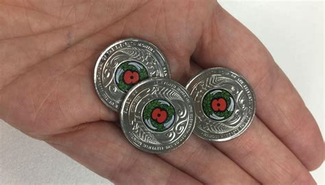 New coin to commemorate Armistice Day | Newshub