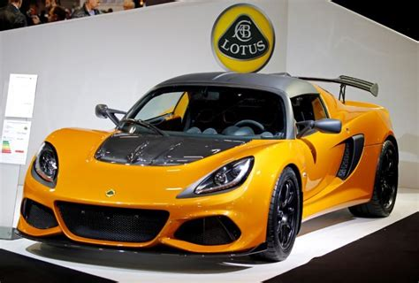 Exclusive: British Lotus cars to be 'Made in China' at new