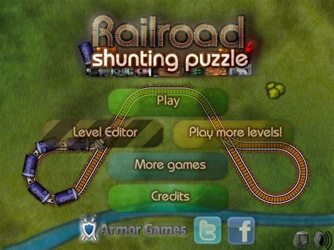 Railroad Shunting Puzzle - Funny Car Games