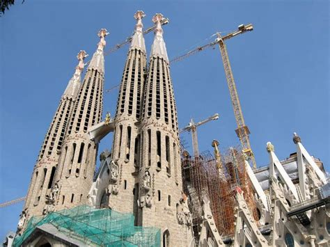 La Sagrada Famí­lia - Practical information, photos and