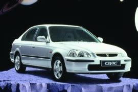 HONDA Civic Sedan specs & photos - 1995, 1996, 1997, 1998