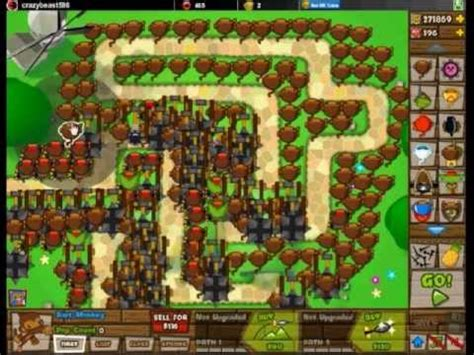 Black And Gold Games: Bloons Tower Defense 5 Apopalypse