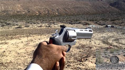 Taurus Raging Bull 454 Casull - Up Close and First Person