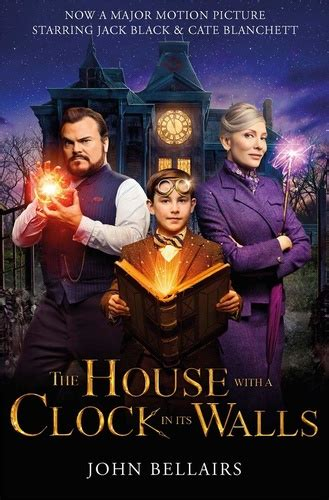 The House with a Clock in Its Walls · John Bellairs