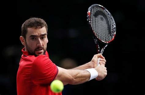 Cilic downs Goffin in Paris to qualify for ATP Finals