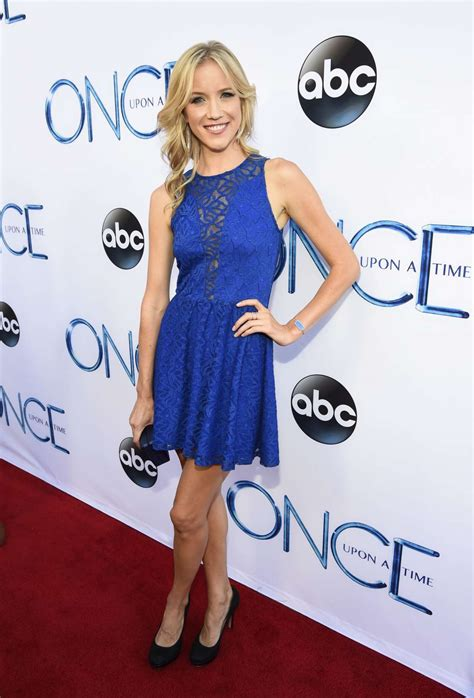 """Jessy Schram – """"Once Upon a Time"""" Season 4 Screening After"""