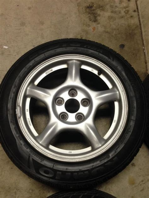 For Sale OEM FD Wheels/Tires - NoPistons -Mazda Rx7 & Rx8