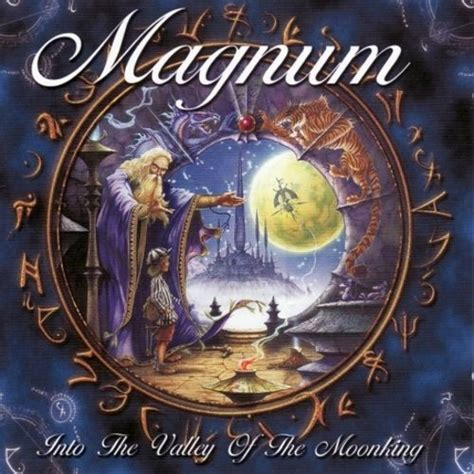 Into the Valley of the Moon King - Magnum | Songs, Reviews