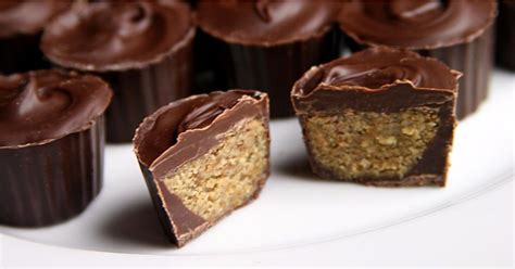 Nut-Free Alternative to Reese's Peanut Butter Cups