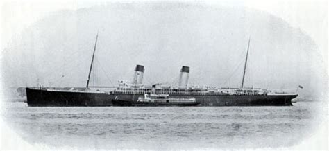 Fleet of Steamships - White Star Line - 1907 | GG Archives