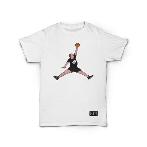 Jumpman póló - btq Shop