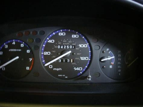What gauge cluster / speedometer is this