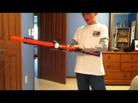 Nerf m1 carbine and mods - YouTube