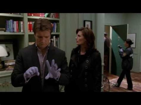 """Two By Two, Hands Of Blue"" Firefly reference in Castle"