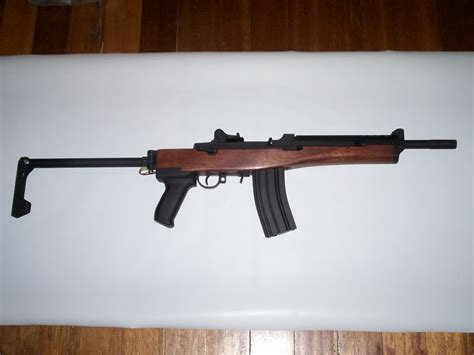 Ruger Mini-14 AC556F - Airsoft Weapon Builds