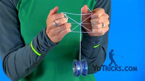 Learn how to do the British Flag Yoyo Trick - YouTube