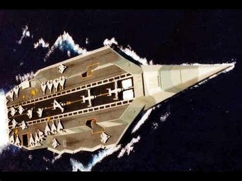 Revealed : NEW Proposed CVN Concept (future stealth