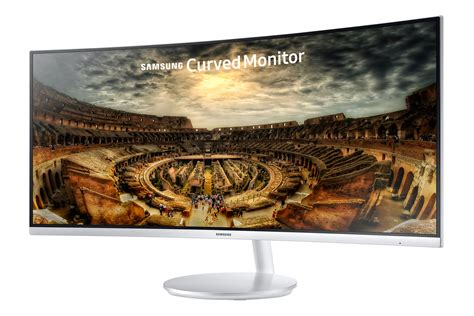 Samsung Launches CFG70, CF791 Quantum Dot Curved Gaming