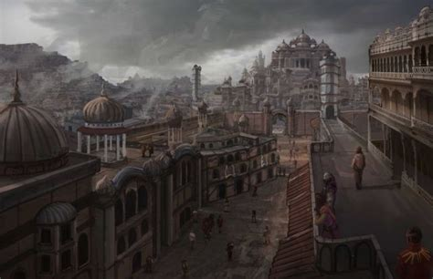Unrest, An Online RPG Set In Ancient India, Lets You Play