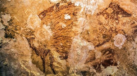 Indonesian cave art may be world's oldest   Science   AAAS