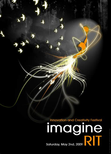 Poster Design Contest - Imagine RIT