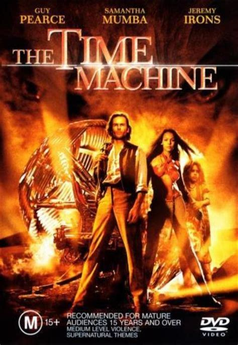 The Time Machine (2002) (In Hindi) Full Movie Watch Online